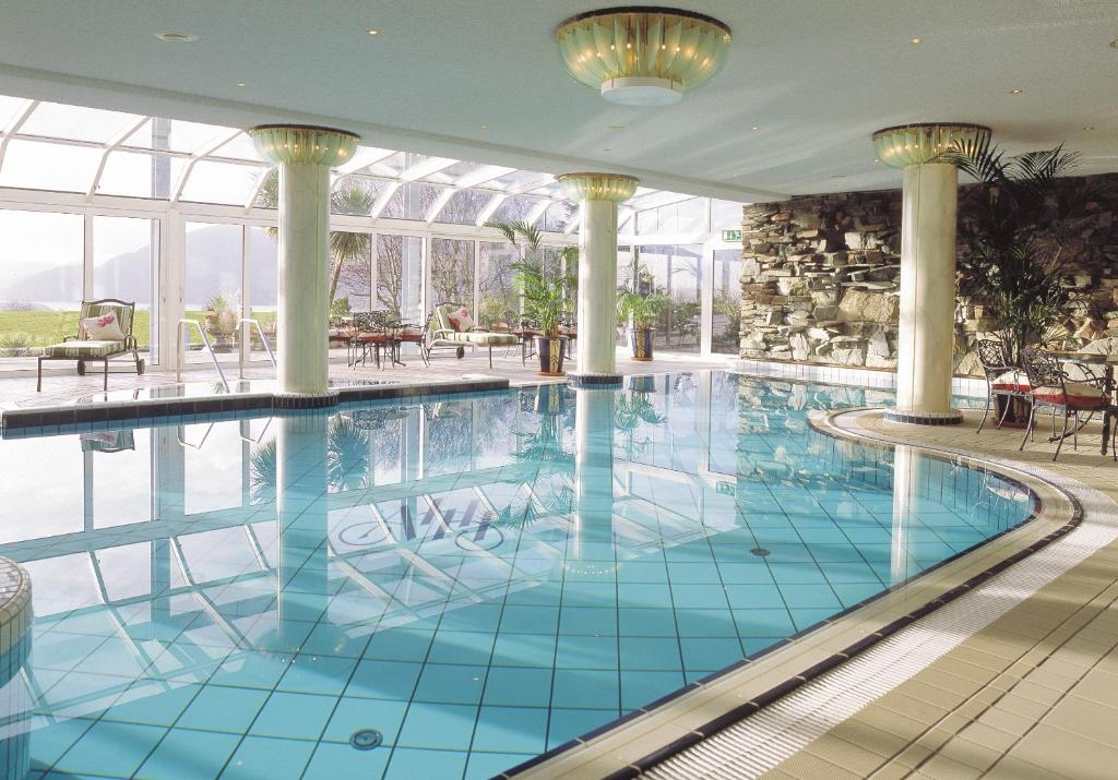 Aghadoe Heights Hotel Spa Killarney Online Booking Viamichelin