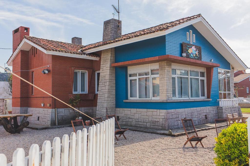 El pez escorpion piedras blancas viamichelin informatie en online reserveren - Hotel salinas asturias ...