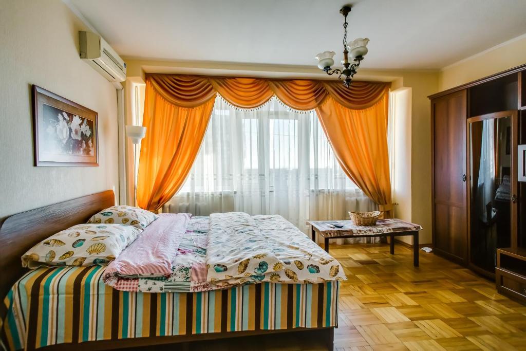 Apartment on Voroshilovskiy
