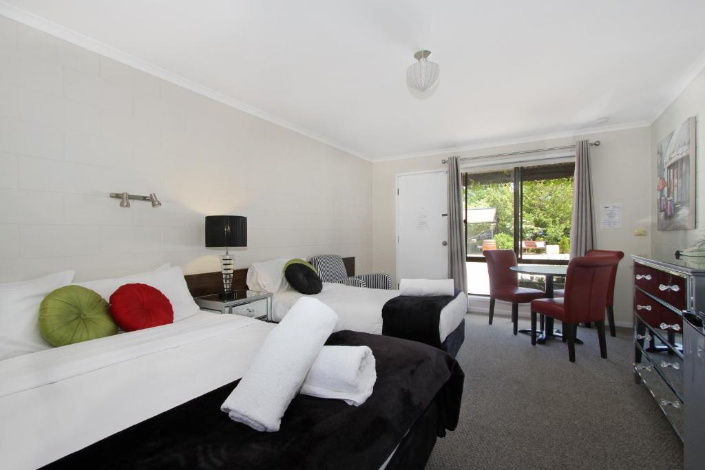 موتيل بيتشوورث أون بريدج لاكشري (Beechworth On Bridge Luxury Motel)
