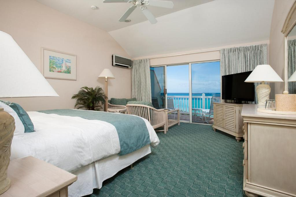 Superior King with Ocean View Pompano Beach Club