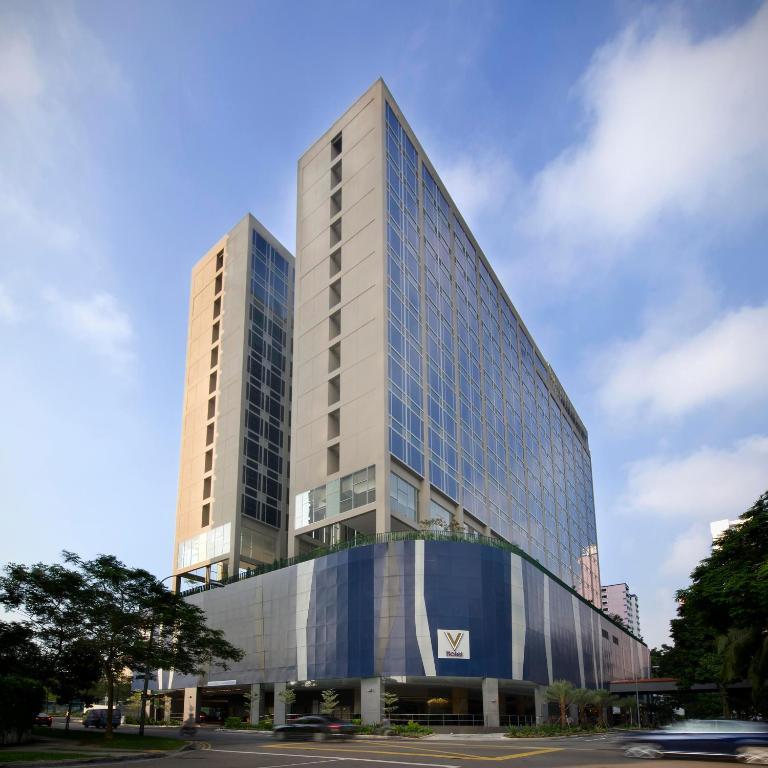 V Hotel Lavender (SG Clean)