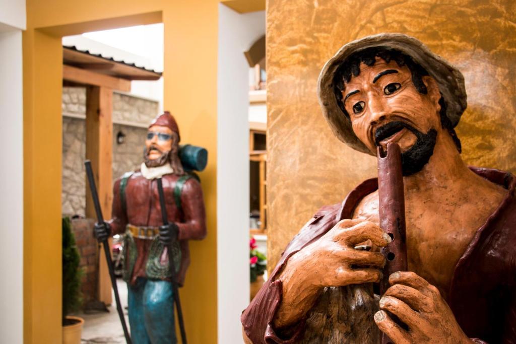 Hotel Suiza Peruana Huaraz Viamichelin Informatie En