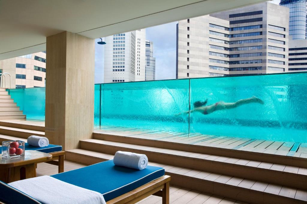 Ascott Raffles Place Singapore (SG Clean, Staycation Approved)
