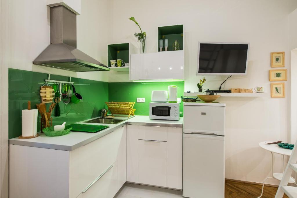 Green Pearl Apartment