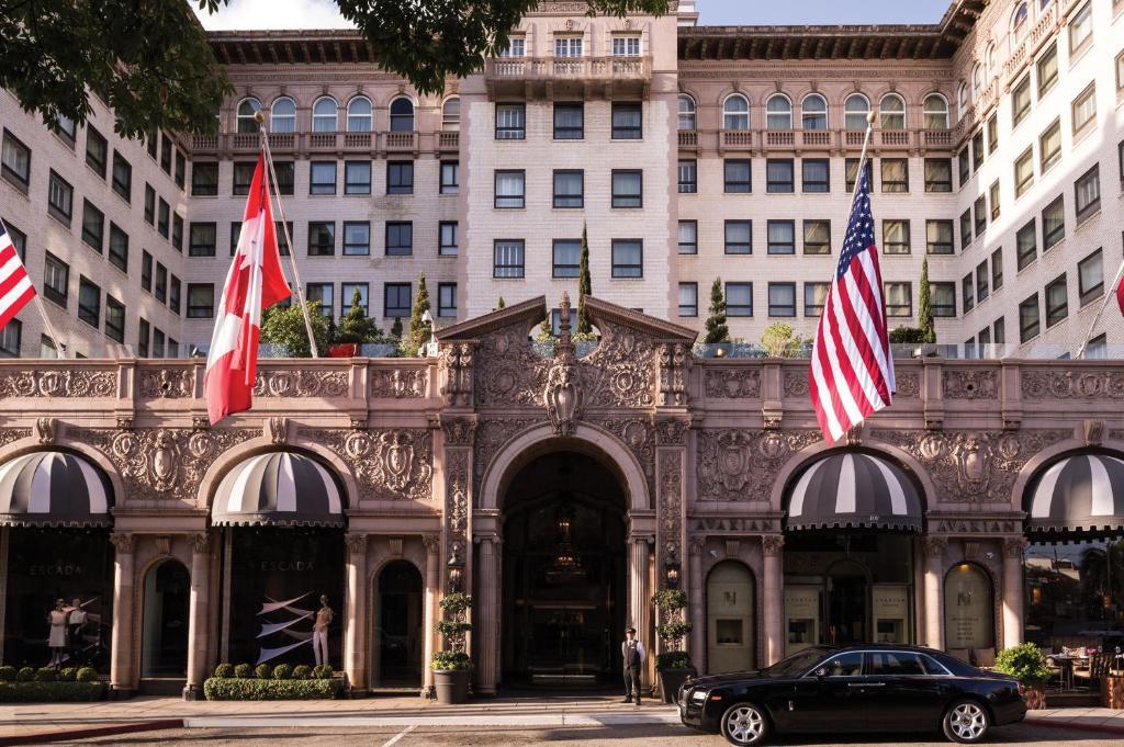 Four Seasons hotel