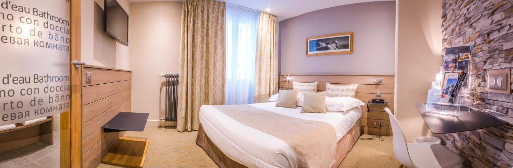 inter hotel chamb ry des princes r servation gratuite sur viamichelin. Black Bedroom Furniture Sets. Home Design Ideas
