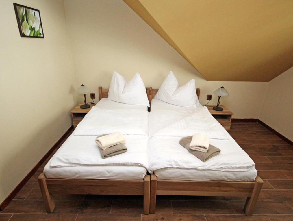 Standard Double Room Kallai Vinaren a Penzion