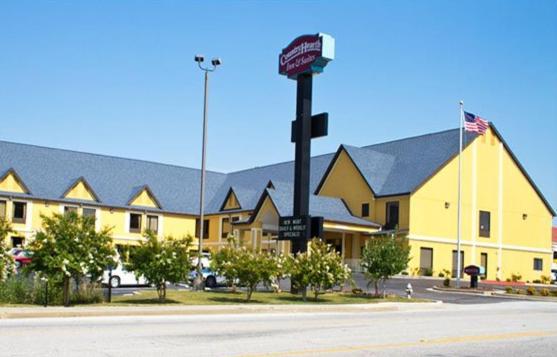 Country Hearth Inn-Union City
