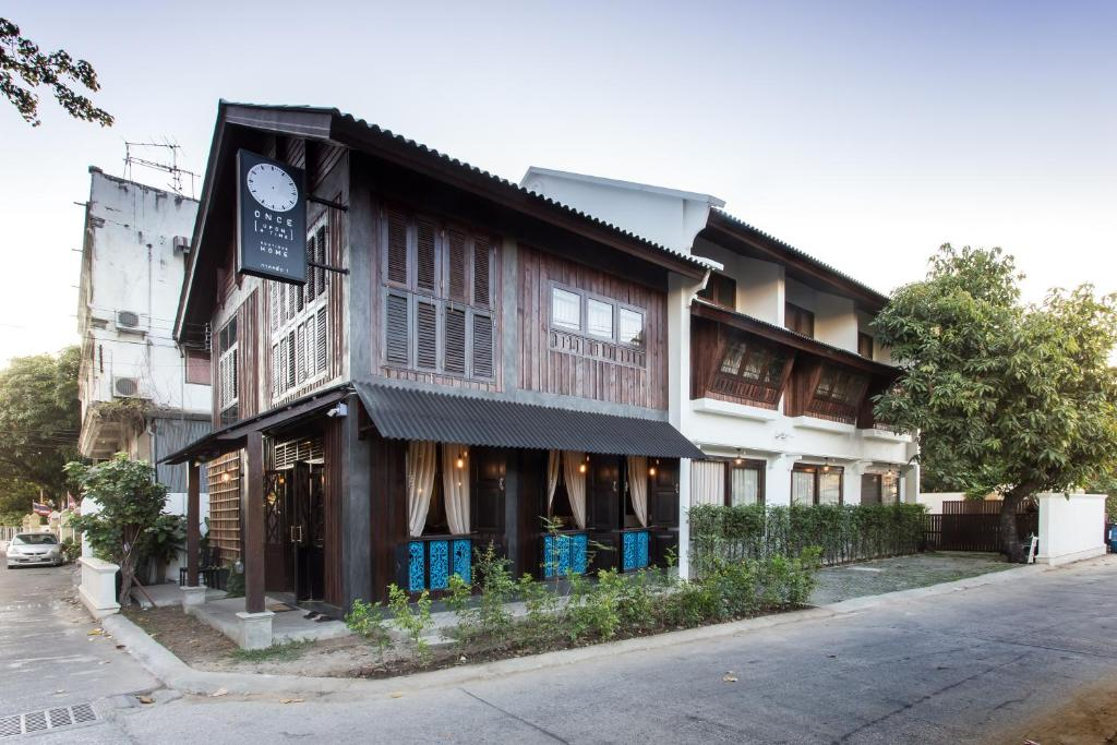 ONCE (upon a time) Chiang Mai Home