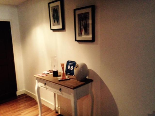 l 39 appart d 39 isa r servation gratuite sur viamichelin. Black Bedroom Furniture Sets. Home Design Ideas