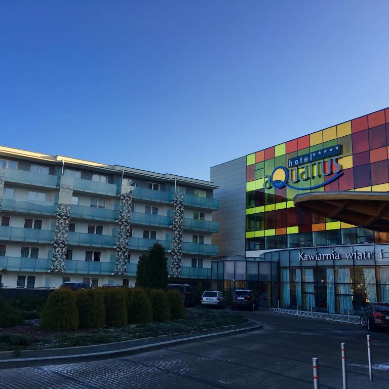 noclegi Kołobrzeg AquaBaltic Apartments Aquarius