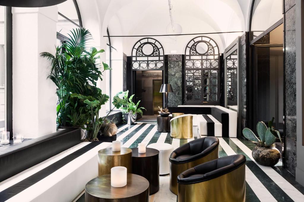 Book Senato Hotel Milano Italy From R2245