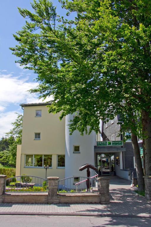 Hotel Haus Oberland Sachsenbrunn prenotazione on line