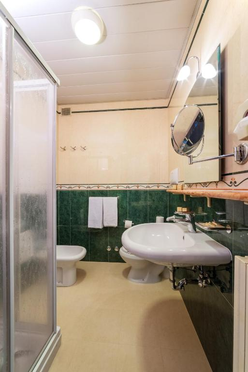 Spa Montegrotto Terme Sauna Finlandese: Hotel Apollo Terme