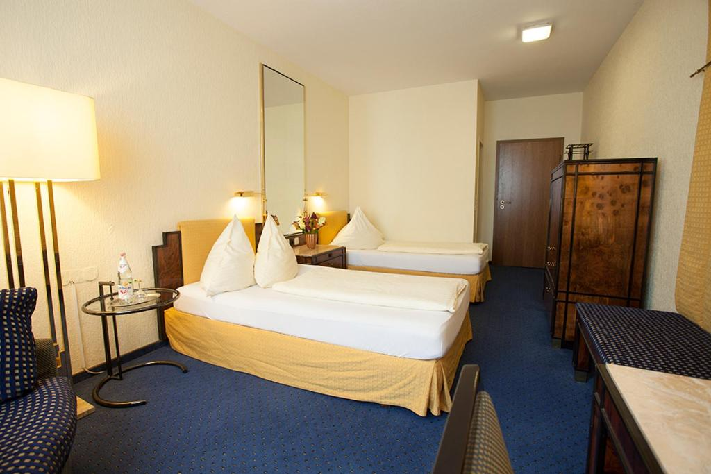 Hotel Haus Union Oberhausen ViaMichelin informatie en
