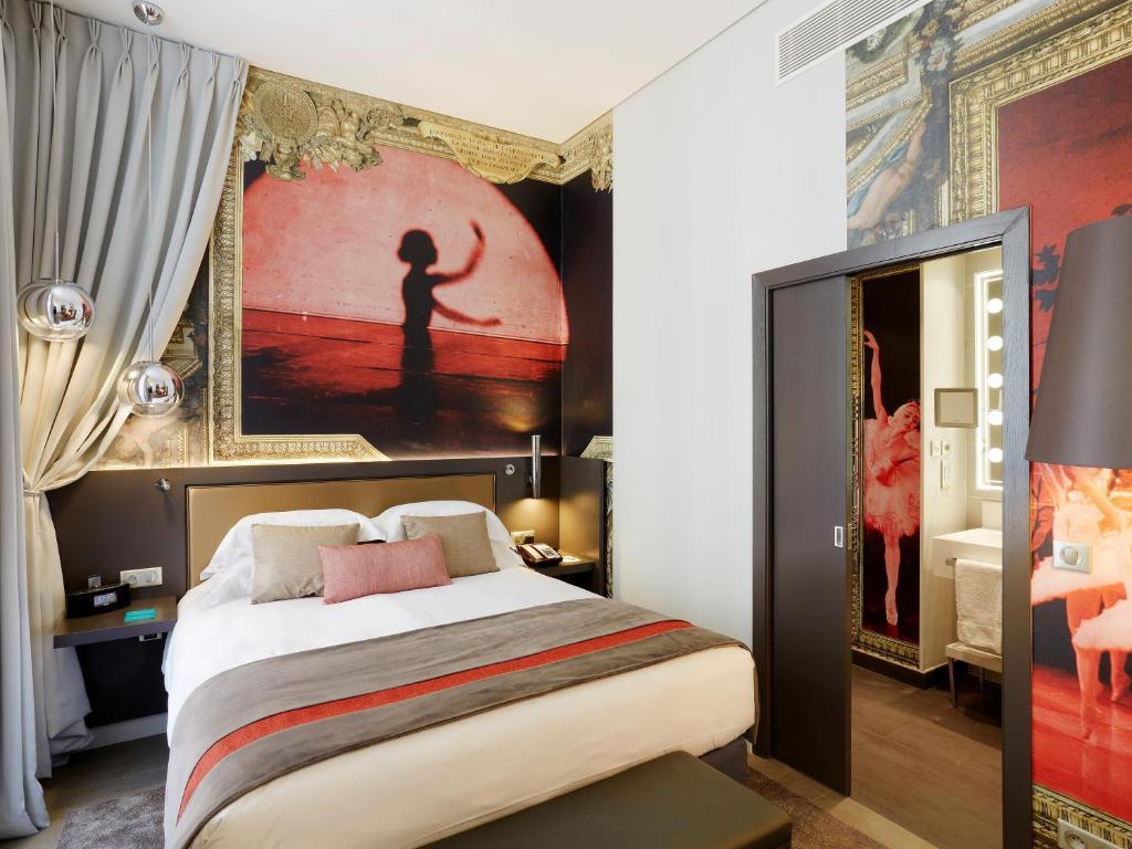 Hotel Indigo Paris Restaurant