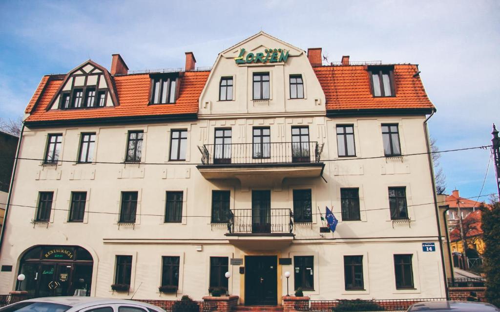 noclegi Szczawno-Zdrój Pensjonat Lorien