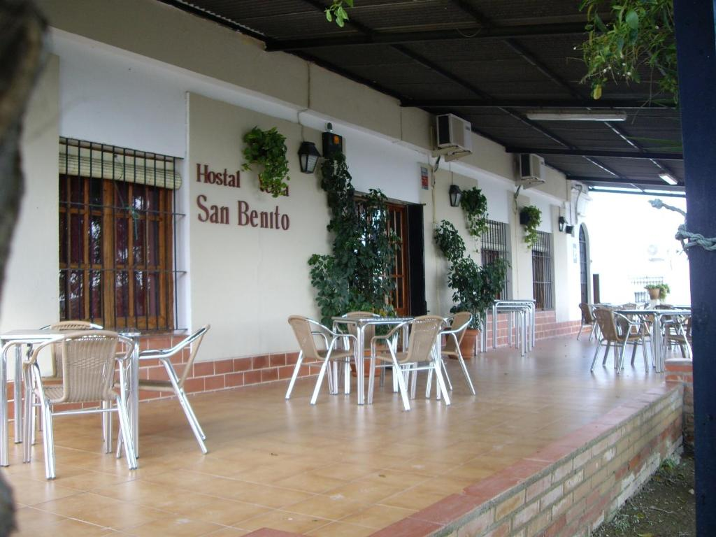 Hostal san benito lebrija viamichelin informatie en - Hotel en lebrija ...