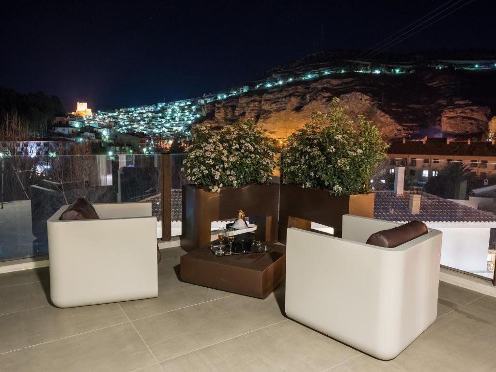 Hotel spa elia casas ib ez informationen und buchungen online viamichelin - Hotel aro s casas ibanez ...