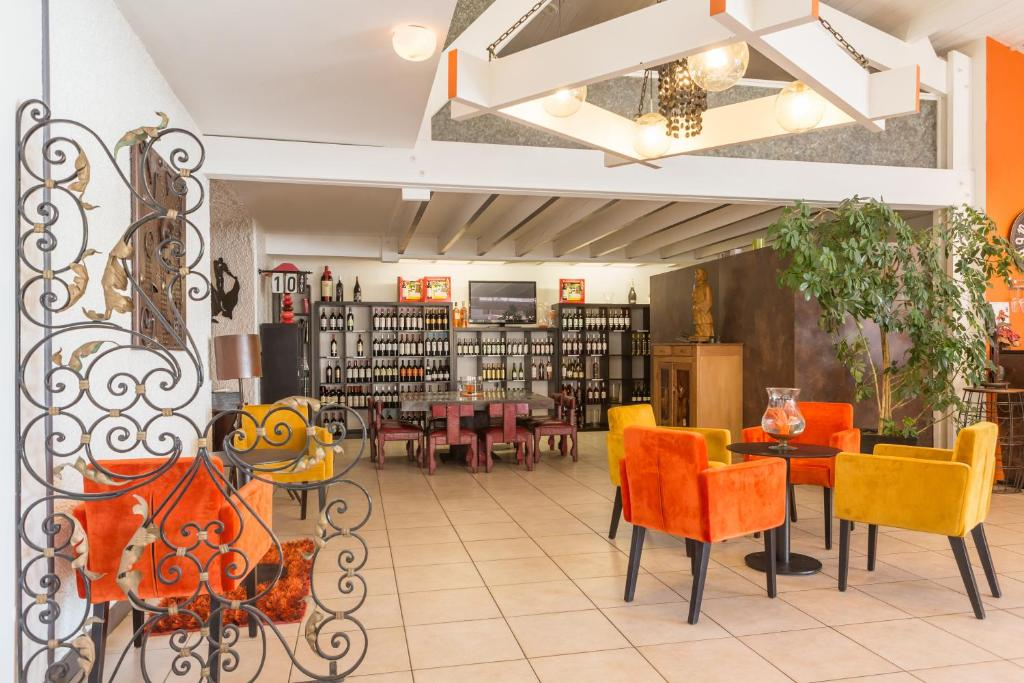 Hotel Restaurant La Citadelle Blaye