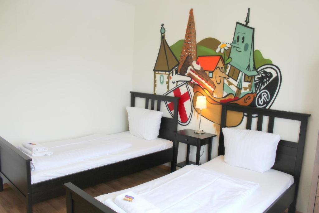 Stayinn hostel und g stehaus r servation gratuite sur - Office du tourisme freiburg im breisgau ...