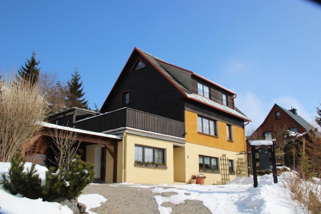 Berggasthof Neues Haus Oberwiesenthal Informationen