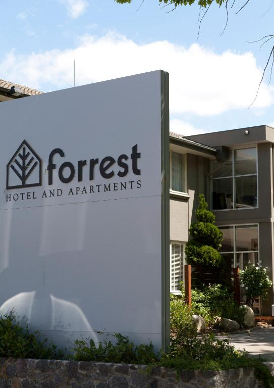Forrest Hotel Amp Apartments Canberra Online Booking