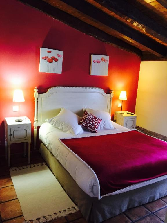 Double or Twin Room La Casona de Lucia