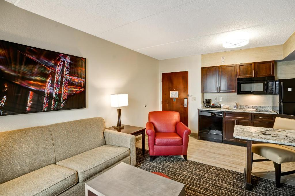 Homewood By Hilton Suites Washington Dc Downtown Hotel