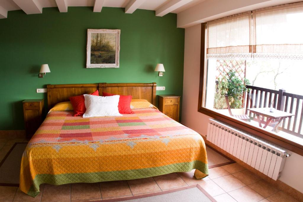 Double or Twin Room Casa Rural Higeralde