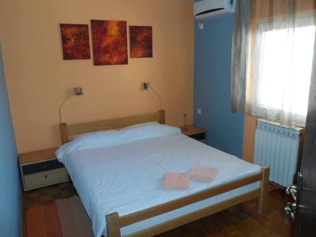 Double Room with Shared Bathroom Hostel Rookies