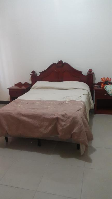 Double Room with Private Bathroom Aleman Tours & Hostel