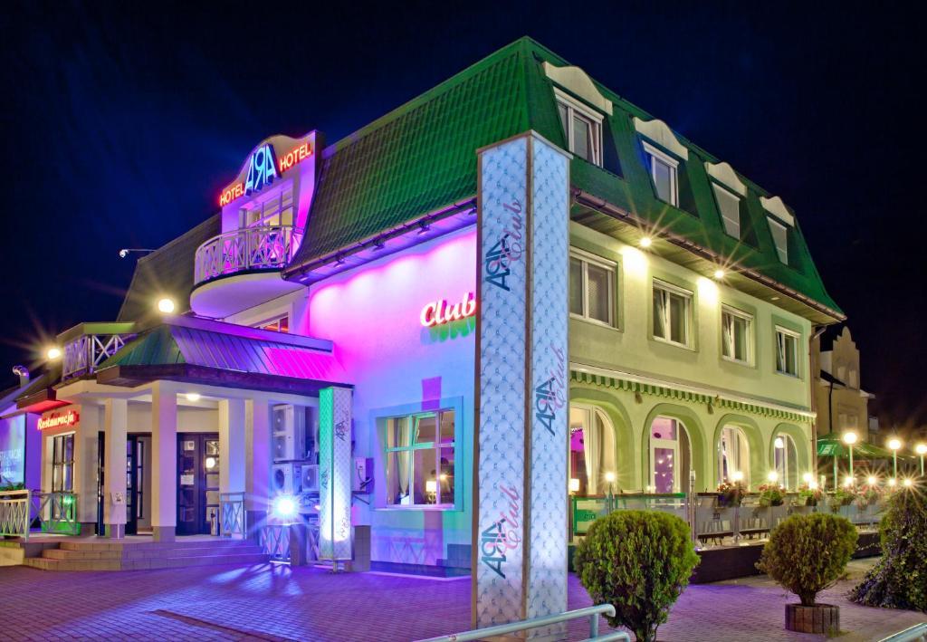 noclegi Jastrzębia Góra Hotel ARA Restauracja Dancing Club