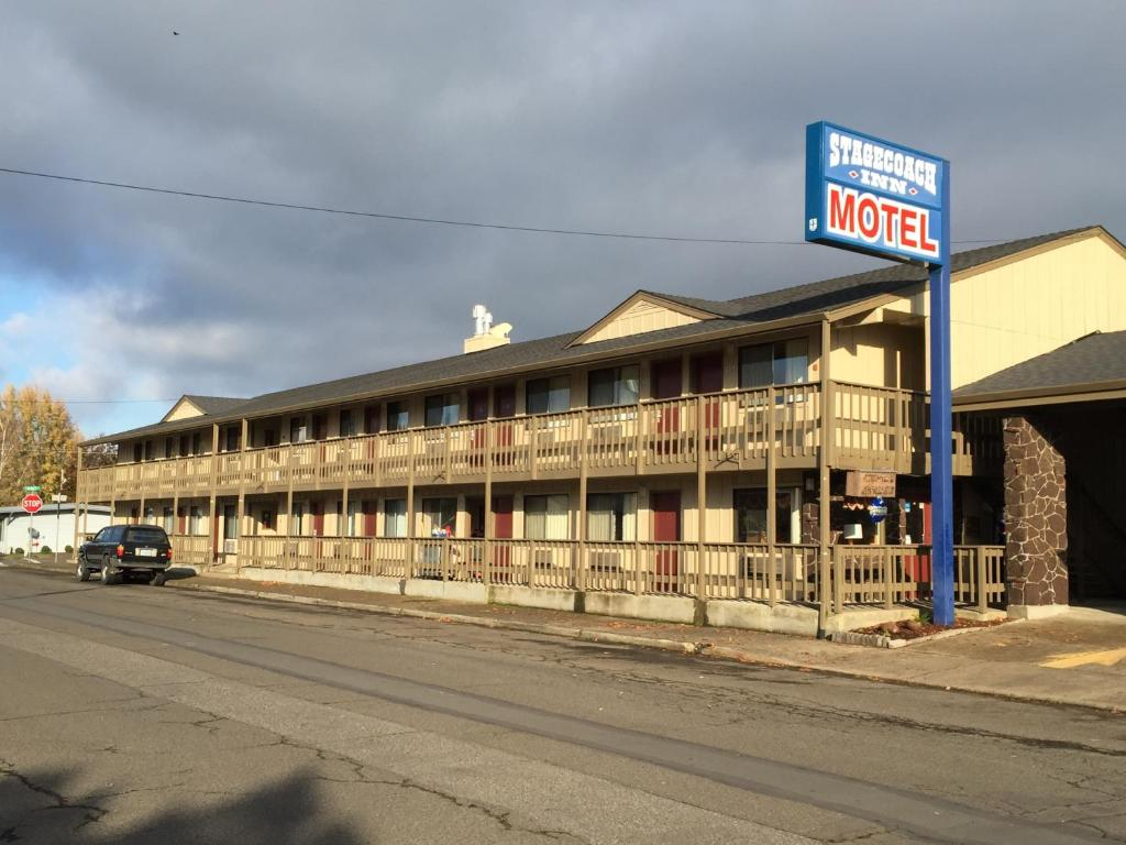 Stagecoach Inn Motel Molalla Reserva Tu Hotel Con