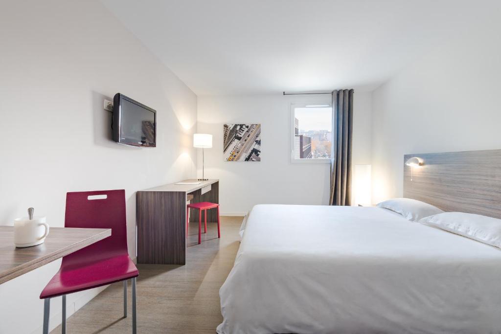 Appart h tel hevea valence informationen und buchungen for Valence appart hotel