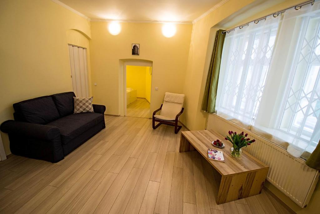 Apartament - parter Ruterra Flat in Prague's Heart