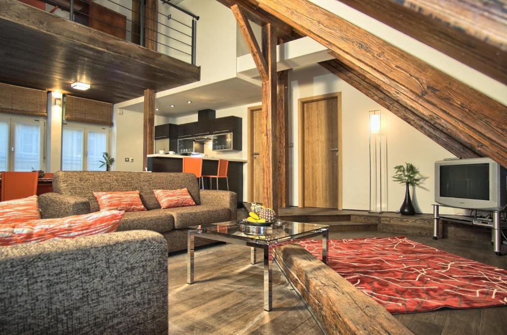 Residence Rybna