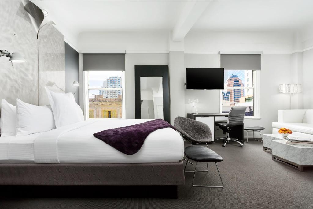 hotel diva san francisco san francisco informationen und buchungen online viamichelin. Black Bedroom Furniture Sets. Home Design Ideas