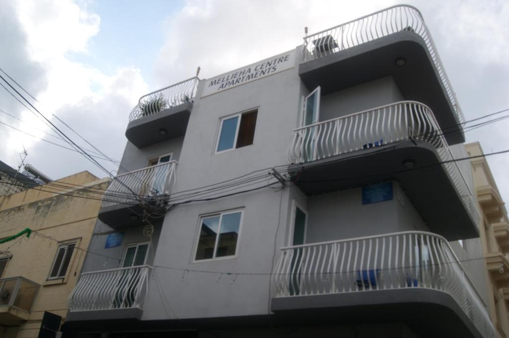 Mellieha Centre Apartments