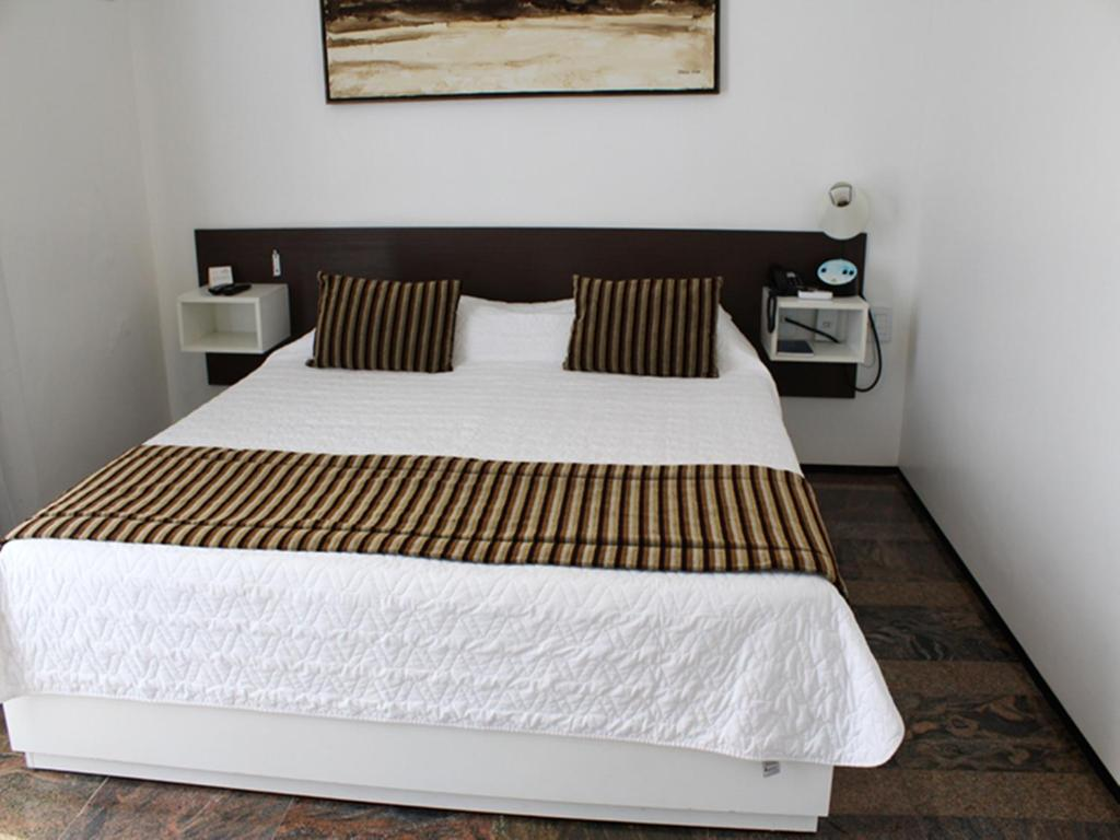 Deluxe Double Room Hotel Brasil Tropical