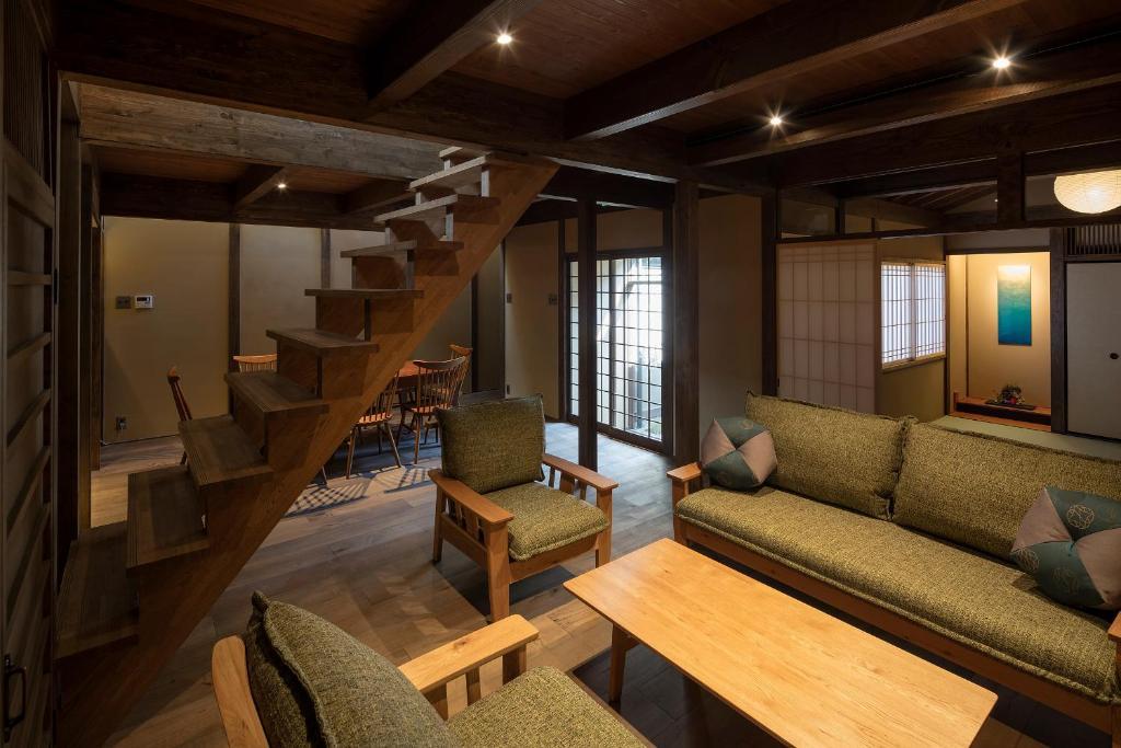 Choya Goshominami Machiya House