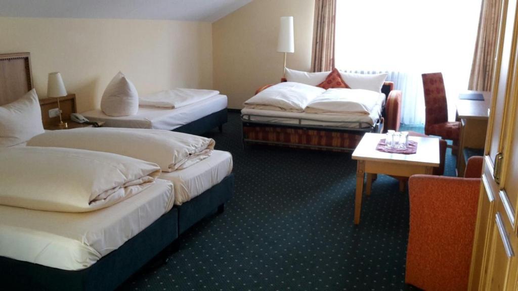 Hotel Eichwald In Bad Worishofen