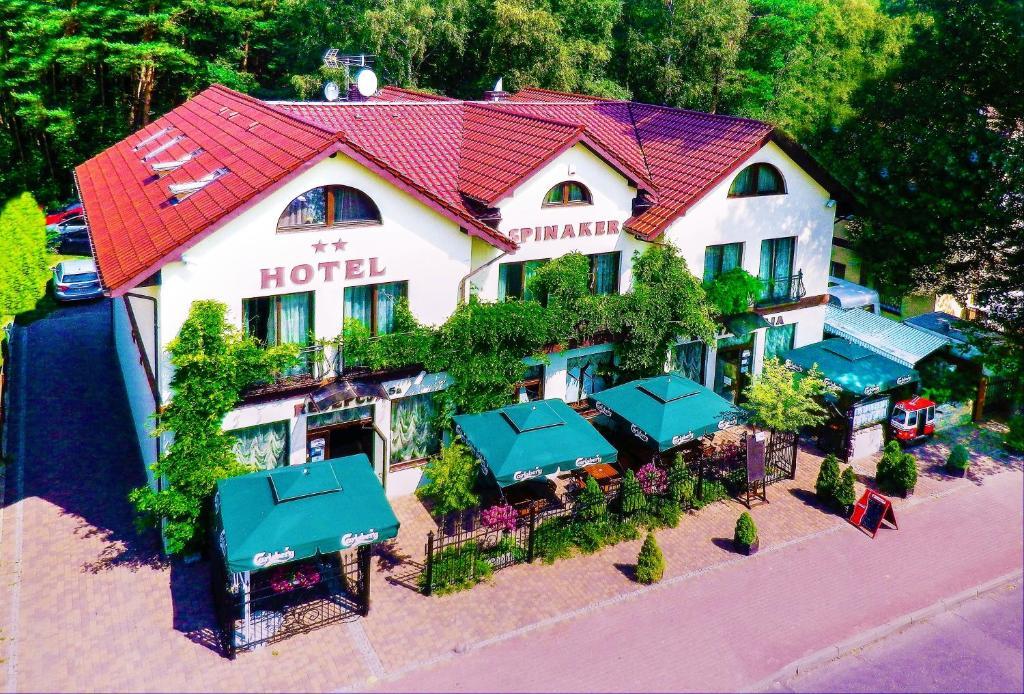 noclegi Łeba Hotel Spinaker
