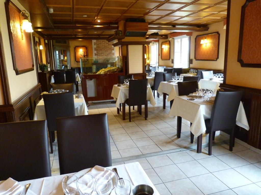 Hotel Restaurant Sully Sur Loire