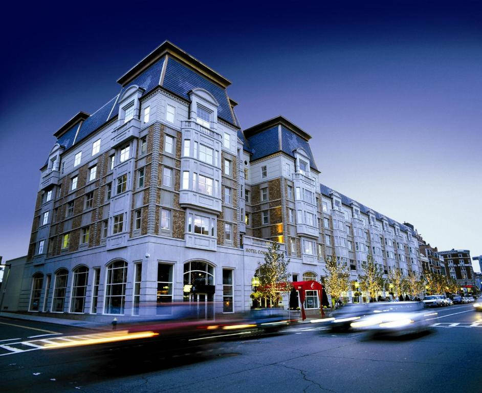 Boston Hotel Commonwealth Photo #0