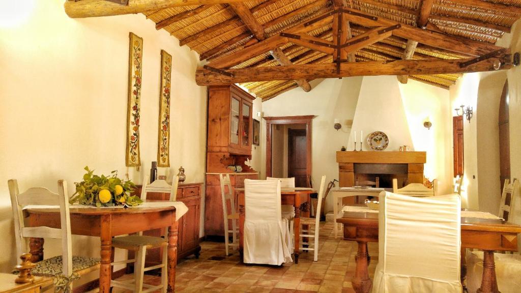 Farm stay Il Borgo dell'Arcangelo bild9