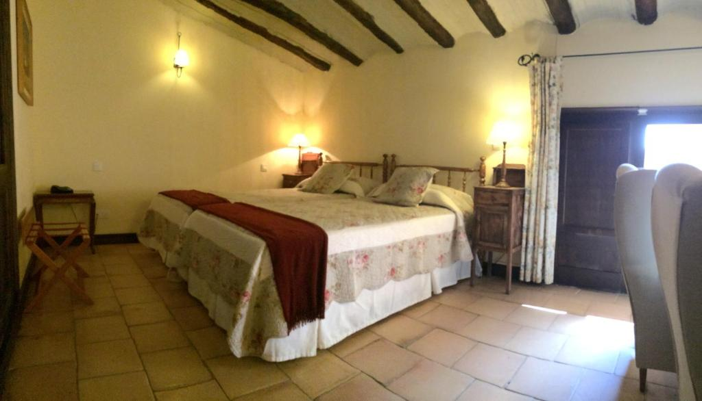 Double Room Hotel El Convent 1613