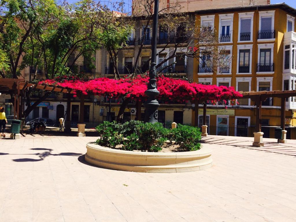 Apartamentos Benito Perez