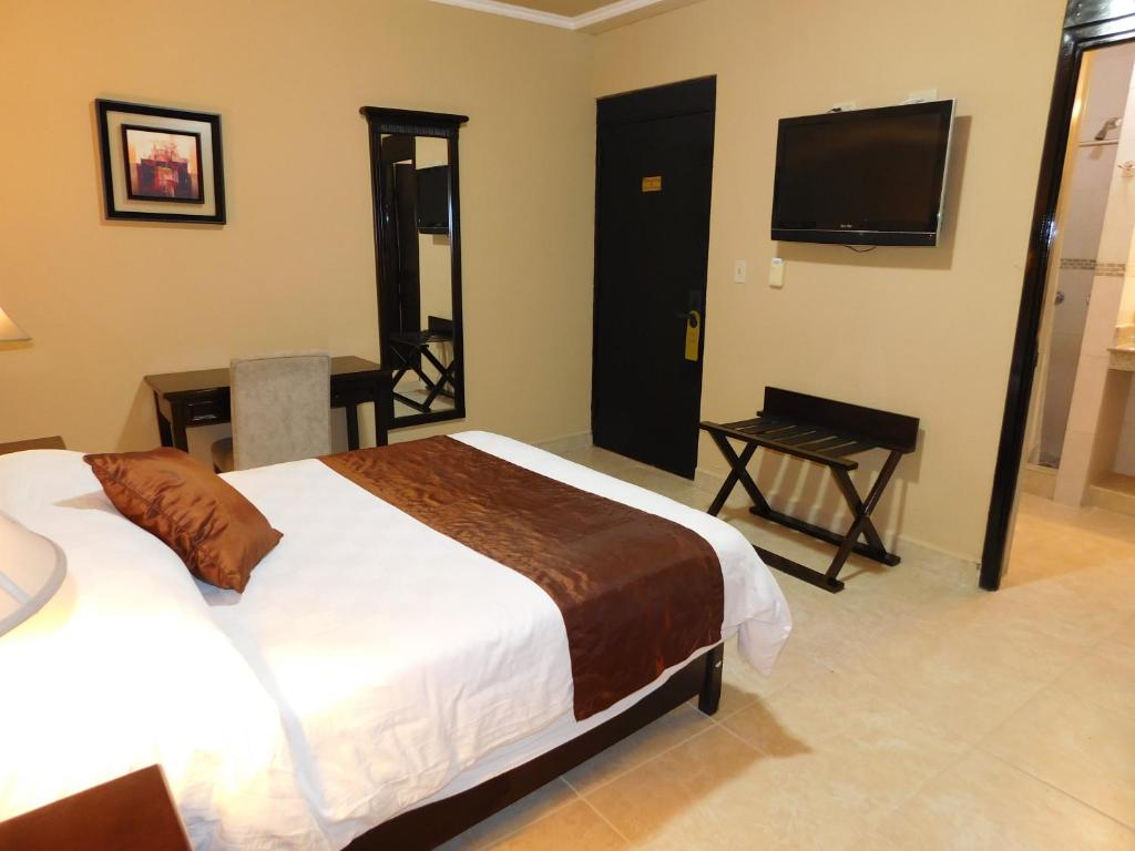 Double Room Hotel Gran Via Panama